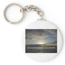 Harmony Sunset Hawaii Keychain