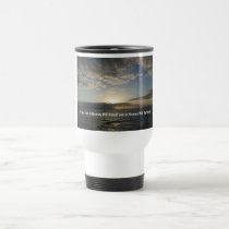 Harmony Sunset Hawaii Travel Mug