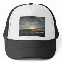Harmony Sunset Hawaii Trucker Hat