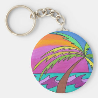 Harmony Sunset Keychain