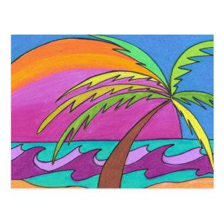 Harmony Sunset Postcard