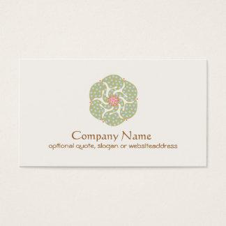 Harmony Symbol Business Card