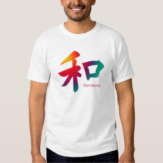 Harmony Symbol T-shirts