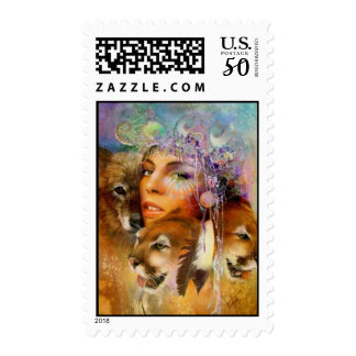 Harmony - The Beast Queen Postage