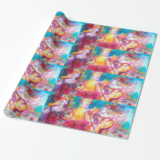 HARMONY TRIO MUSIC SPRING CONCERT WRAPPING PAPER