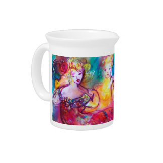 HARMONY TRIO SPRING CONCERT DRINK PITCHER