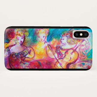 HARMONY TRIO SPRING CONCERT iPhone X CASE
