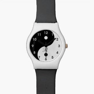Harmony Yin Yang Personal Wrist Watch
