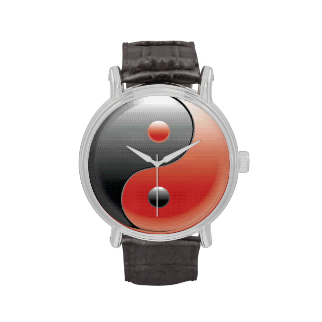 Harmony Ying Yang Wristwatch