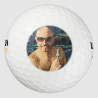 Harmy Golf Balls - play with Harmy's balls!