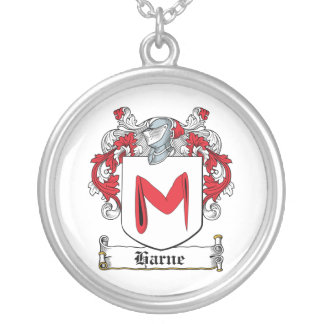 Harne Family Crest Jewelry