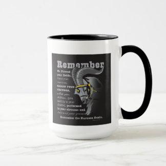 Harness Goat History Mug