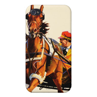 Harness Race Cover For iPhone 4