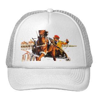 Harness Race Trucker Hat