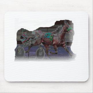 Harness Racer Mousepad