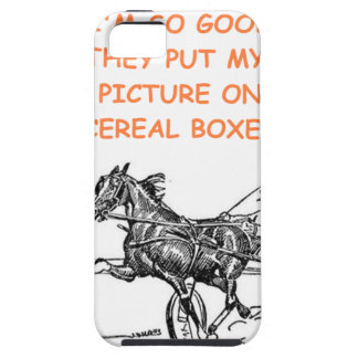 harness racing iPhone 5 cases