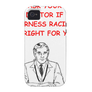 HARNESs racing iPhone 4/4S Cover