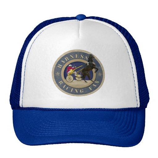 Harness Racing Fan Hat