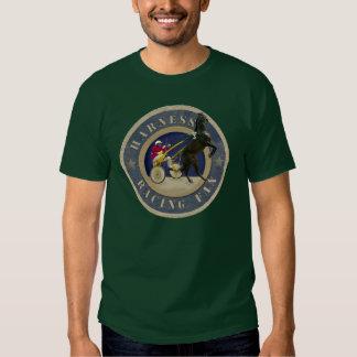 Harness Racing Fan T Shirt