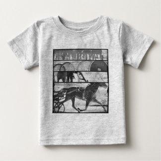 Harness Racing Grunge Infant T-shirt