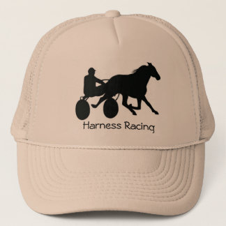 Harness Racing Hat