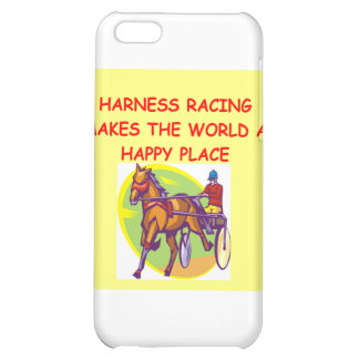 harness racing iPhone 5C cover