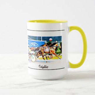 Harness Racing Mug Example