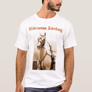 Harness Racing Old Style Shirt