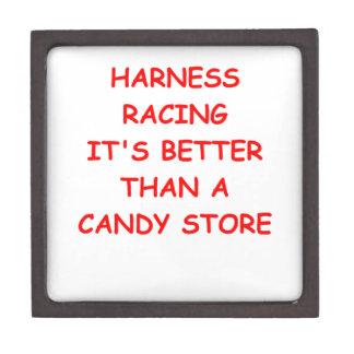 harness racing premium trinket boxes