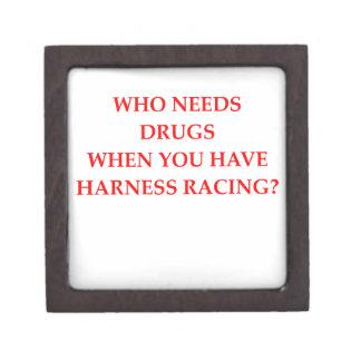 harness racing premium gift box