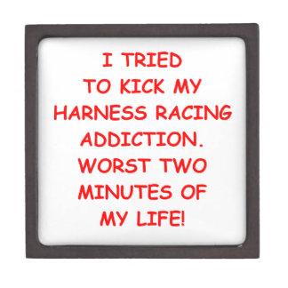 harness racing premium gift boxes