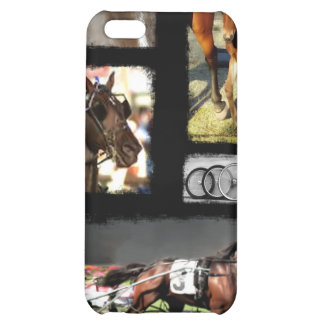 Harness Racing Sport iPhone 5C Cover
