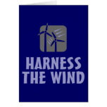 Harness the Wind (3) Greeting Cards