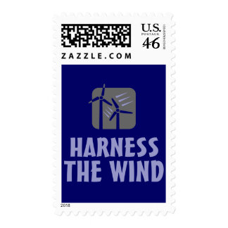 Harness the Wind (3) Postage