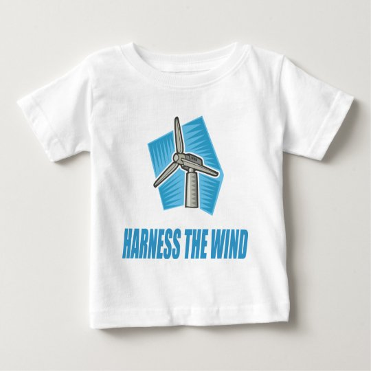 Harness the Wind Baby T-Shirt