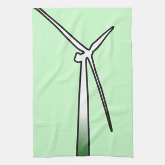 Harness The Wind Kitchen Towel