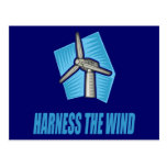 Harness the Wind Post Cards