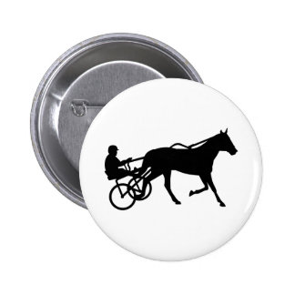 Harness trotting race button