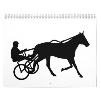 Harness trotting race calendar