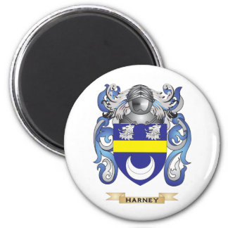 Harney Coat of Arms (Family Crest) Refrigerator Magnets