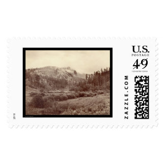 Harney's Peak Just after a Storm SD 1890 Postage Stamps
