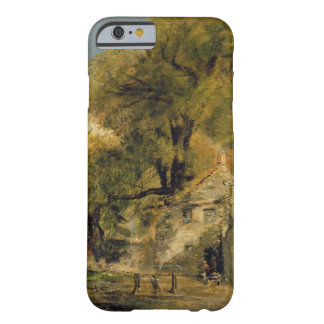 Harnham Gate, Salisbury, c.1820-21 (oil on canvas) Barely There iPhone 6 Case