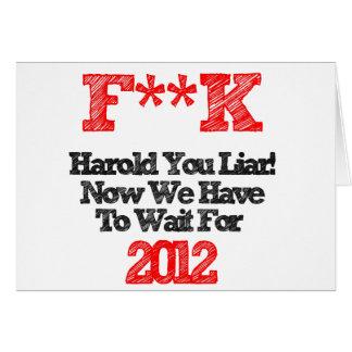 harold card
