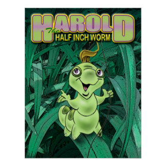 Harold Final Cover art Poster