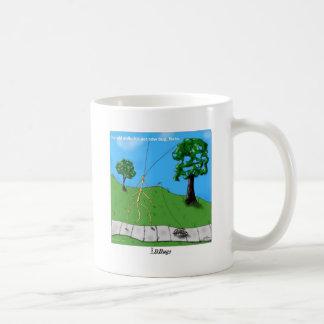 Harold n Nate Classic White Coffee Mug