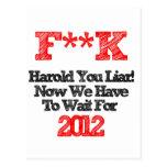 Harold Postales