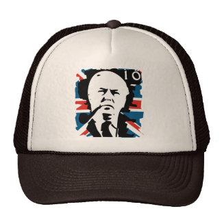 Harold Wilson Trucker Hat