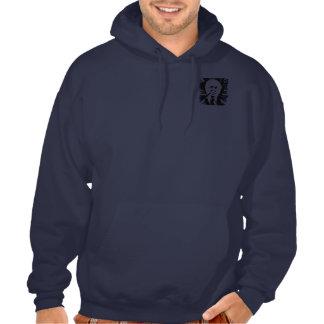 Harold Wilson Hooded Sweatshirts