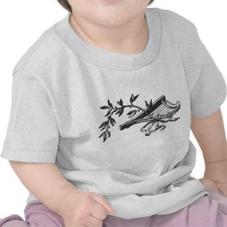 Harp and Berries Tee Shirts