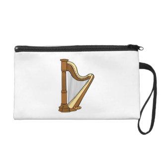 Harp Wristlet